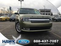 Ginger Ale Metallic 2013 Ford Flex SEL FWD 6-Speed