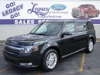 Look at this 2013 Ford Flex SEL. Its Automatic