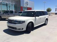 The 2013 Ford Flex has the space, the versatility, the
