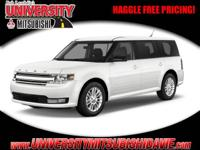 **HAGGLE FEE PRICING** 2013 Ford Flex SEL with 18