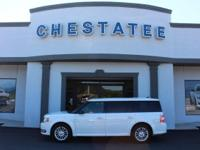 Trustworthy and worry-free, this Used 2013 Ford Flex