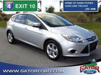 Certified Pre-Owned 2013 Ford Focus SE Hatchback