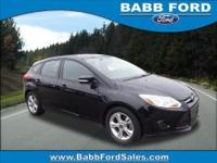SPORTY looking hatchback Focus that is GREAT ON GAS!!!