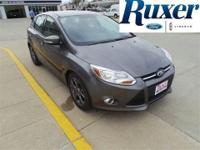 Land a steal on this 2013 Ford Focus SE before someone