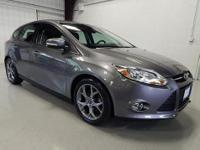 Meet our 2013 Focus SE viewed in Sterling Grey Metallic