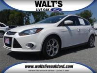2013 Ford Focus Titanium. Loaded with all the bells and