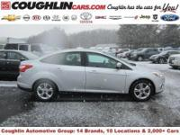 This one owner 2013 Ford Focus 4dr Sdn SE is CarFax