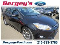 2013 Ford Focus SE Sedan 4DStock: FP9040 Int. Color: