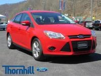 Grab a bargain on this 2013 Ford Focus SE before it's