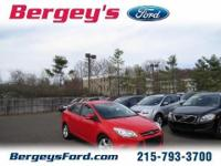 2013 Ford Focus SE Sedan 4DExt. Color: RACE REDStock: