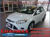 2013 Ford Focus SE, Certified, 172 POINT INSPECTION
