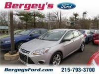2013 Ford Focus SE Sedan 4D Ext. Color: SilverStock: