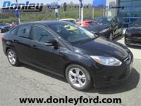 This terrific 2013 Ford Focus SE seeks the right