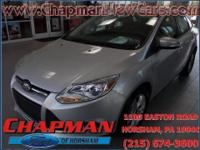 2013 Ford Focus SE. Gently used. So few miles means