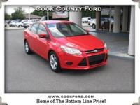 2013 FORD FOCUS SEALUM WHEELSPWR MOONROOF At Cook