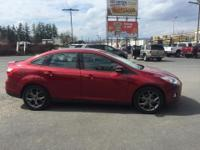 2013 Ford FocusSE Ruby Red Metallic Tinted Clearcoat