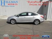 2013 Ford Focus 4dr Car SE Our Location is: Hellman