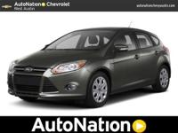 PLEASE CONTACT AUTONATION CHEVROLET USED CAR DEPARTMENT