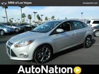 This 2013 Ford Focus comes with a CARFAX Buyback