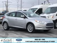 Only 29,978 Miles! This Ford Focus Electric delivers a