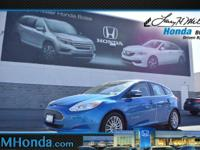Only 22,595 Miles! This Ford Focus Electric delivers a