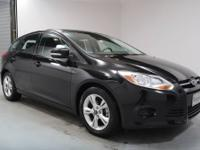 ONE OWNER!! This 2013 Ford Focus SE Hatchback just came