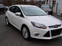 Stock #A8764. Pre-Owned 2013 Ford Focus 'Titanium'