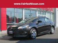 JUST ARRIVED * CLEAN 2013 FORD FOCUS S 5 SPEED MANUAL