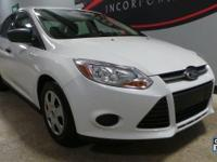 CARFAX One-Owner. LOCAL TRADE-IN, New Tires, Focus S,