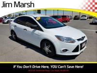 Focus S, 2013 one-owner car with a clean Carfax! A low