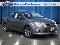 2013 Ford Focus SE 4D Sedan SE Our Location is: Galpin