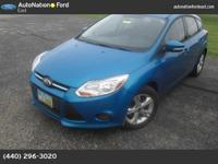 Hatchback clean carfax ford certified pre owned car! 7