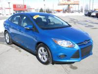 Come test drive the 2013 Ford Focus SE! This 4 door