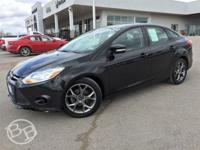 This 2013 Ford Focus SE ihas a Clean CarFax History
