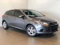 Looking at a Super Clean 2013 Ford Focus Hatchback SE