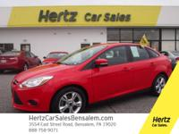 Exterior Color: red, Body: Sedan, Engine: 2.0L I4 16V