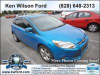 Exterior Color: blue candy metallic, Body: Hatchback,