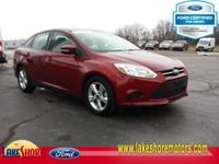Exterior Color: red metallic, Body: Sedan, Engine: 2.0L