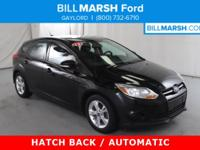 2013 Ford Focus SE FWD, CLEAN CARFAX, Cloth Front