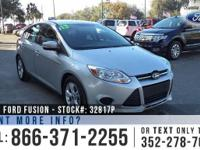 2013 Ford Focus SE. Features: Keyless Entrance - Alloy