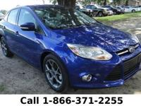 2013 Ford Focus SE Features: Keyless Entry - Tinted