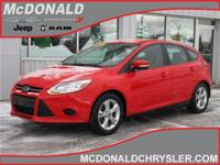 Options:  2013 Ford Focus Se Hatchback|Miles:
