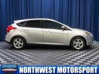 Clean Carfax Two Owner Hatchback with Steering Audio