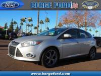 It doesn't get much better than this 2013 Ford Focus