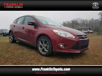Focus SE and 2.0L 4-Cylinder DGI DOHC. What a price for