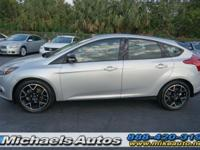 Ford Focus SE 5DR Hatch with Navigation. Options