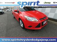 All Around hero!!! This outstanding 2013 Ford Focus SE