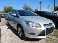 This outstanding example of a 2013 Ford Focus SE is