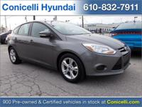 PREMIUM & KEY FEATURES ON THIS 2013 Ford Focus include,