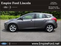 Options:  2013 Ford Focus Se|Se 4Dr Hatchback|2.0L|4